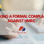 Making a formal complaint against HMRC
