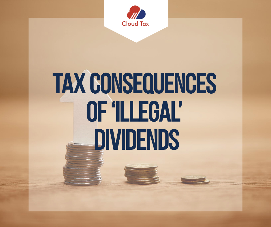 Tax consequences of 'illegal' dividends